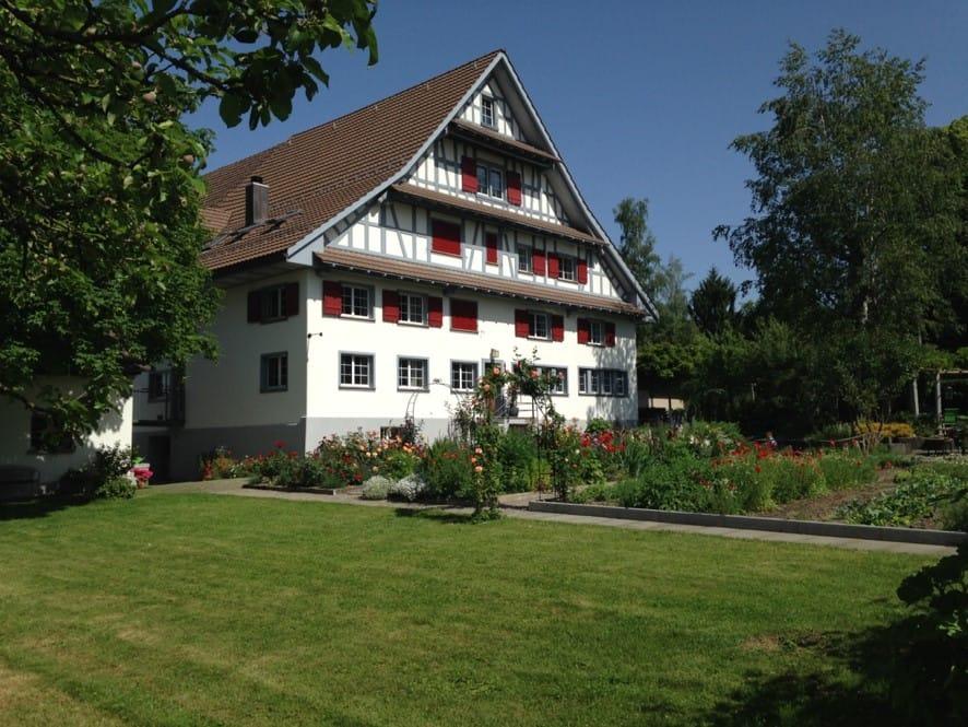 Idyllisches Bauernhaus (ca. 1626 erbaut)